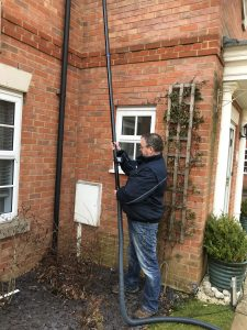 Gutter Cleaning Weedon
