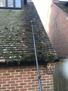 Roof Cleaning Northampton
