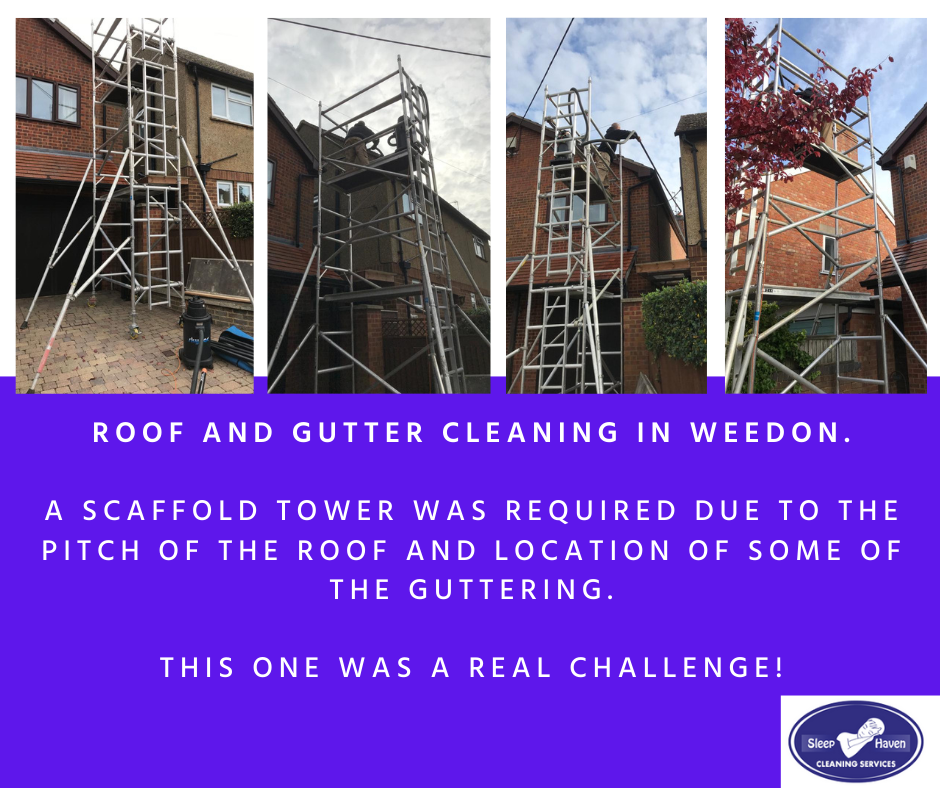 Roof & Gutter Cleaning